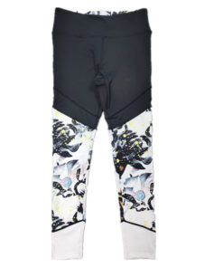 Joint Sublimation Running Sports Tight