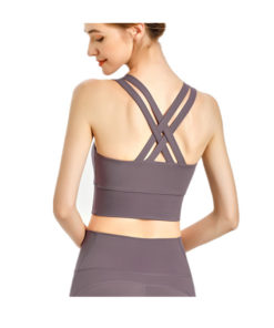 Sports Bra Tops for Yoga Gym Fitness