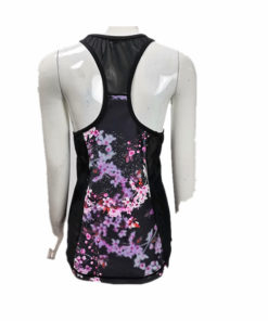 Sublimated Racer Back Fitness Top