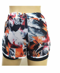 Sublimation Fitness Sports Shorts for Yoga Running