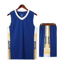 Quick Dry Mesh Basketball unifrom jersey