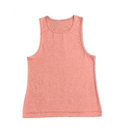Solid Muscle Vest Low MOQ for Startups